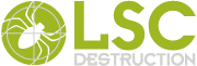 LSC Destruction Logo